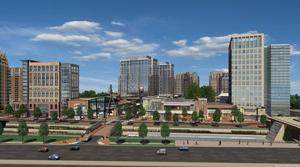 Transit Oriented Development: Bethesda Center, Montgomery County