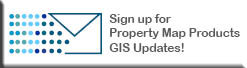 Sign up for updates on MDP Property Map products