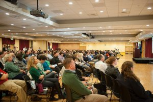 More than 600 geospatial professionals attended this, Maryland's premiere GIS conference