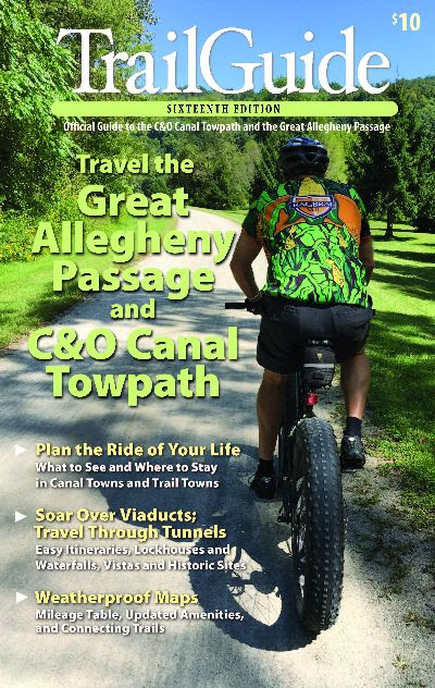 TrailGuide Cover 16th Edition